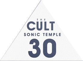 The Cult - Sonic Temple 30